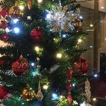 クリスマスのエントランスの記事に添付されている画像