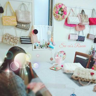 【レッスンレポ】楽しいレッスン♡ジュエリーバッグの記事に添付されている画像