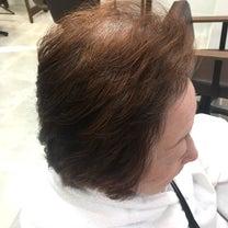 白髪染めを徐々に明るく上品に♪和泉イチオシ、ヘアカラーの記事に添付されている画像