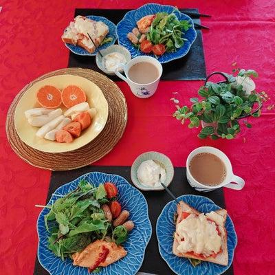 日曜日の朝食の記事に添付されている画像