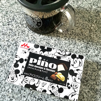 pino ホワイトチョコ&チョコの記事に添付されている画像