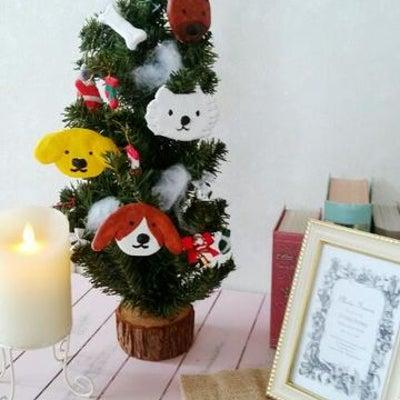 手作りのツリー☆の記事に添付されている画像