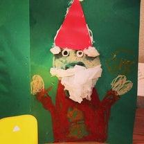 クリスマスカードの記事に添付されている画像