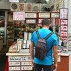 まるで観光客♡ チャイナタウンで買い物を大満喫♪