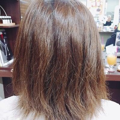 髪質改善大人気!の記事に添付されている画像