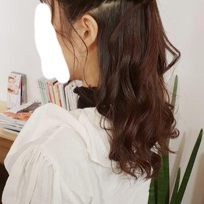 【韓国ヘアサロン】ヘアアレンジ♡の記事に添付されている画像