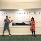 【ホノルルマラソン終了!】帰国しました!の記事より