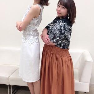 加藤綾子さんと…の画像