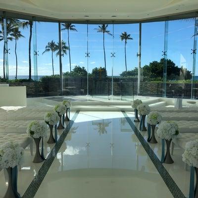 【ハワイwedding】式挙げました❣️の記事に添付されている画像
