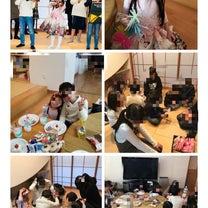 バイオリンのクリスマス会の記事に添付されている画像