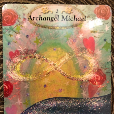 月は おひつじ座☆今週のOracle〜[Archangel Michael♡大天の記事に添付されている画像