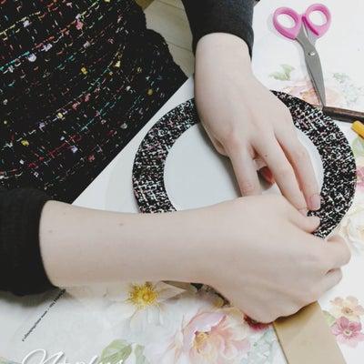 偶然リンク♡作品とお洋服が~♡そしてインストラクターコースをご決断❣の記事に添付されている画像