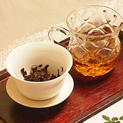 喉を潤す陳年寿眉とハーブ味のゼリー菓子の記事に添付されている画像