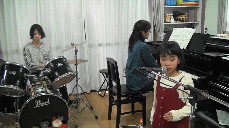 小学生ボーカル発表
