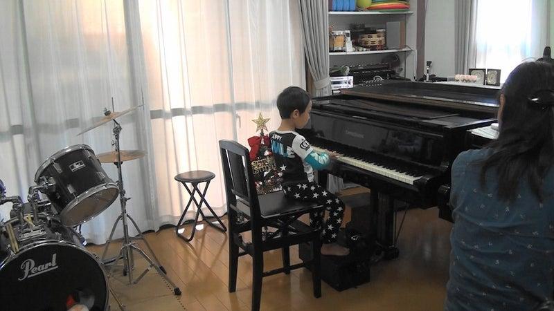 未就学児ピアノ発表