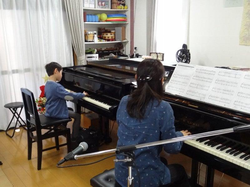 小学生ピアノ発表