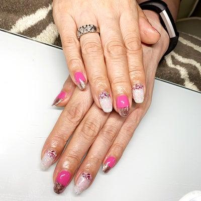 塗り分け( ピンク )の記事に添付されている画像