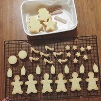 クリスマスクッキーの記事に添付されている画像