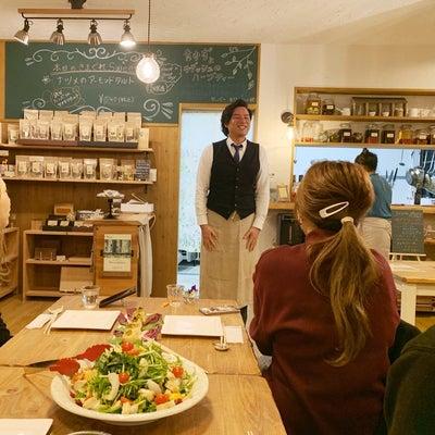 森のカフェさんの夜カフェで美ららJAPANの望念会を開催♪の記事に添付されている画像