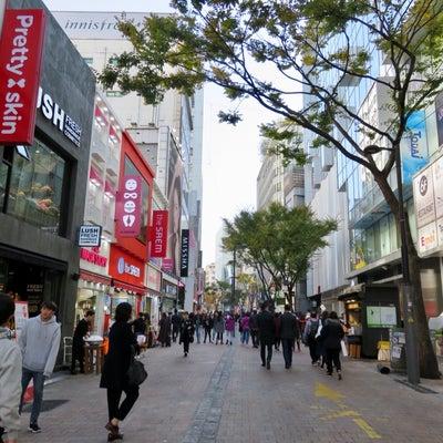 2018韓国 15.明洞のダイソーの記事に添付されている画像