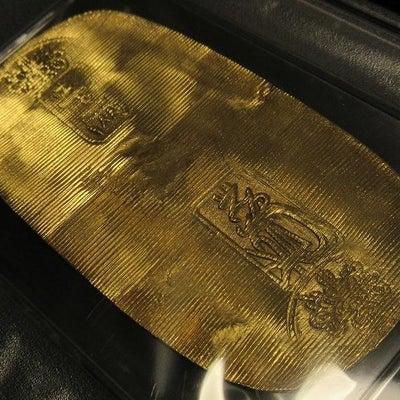 日本国 慶長6年~元禄8年(1601~1695) 慶長小判金 前期 1両金貨 Pの記事に添付されている画像