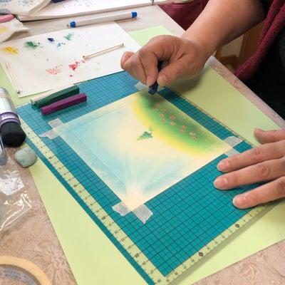 インストラクターになっても、中々時間が取れなくて、段々と描かなくなる?の記事に添付されている画像