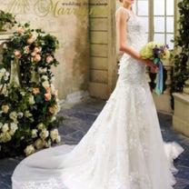 納得♡大人気マーメイドドレスの記事に添付されている画像