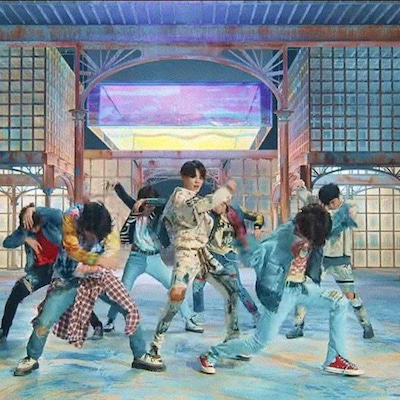 BTSのFAKE LOVE、4億回視聴達成!!!の記事に添付されている画像