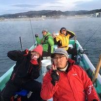 極寒の我慢だ!気合いだ!鰈釣りin志津川湾の記事に添付されている画像