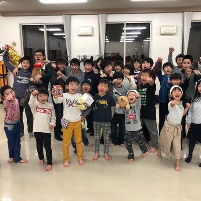 【小樽 札幌 空手】楽しいクリスマス会❗️盛り上がりました‼️の記事に添付されている画像