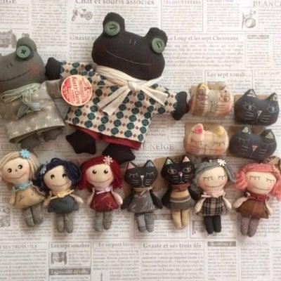 徳島県から小さなドール達届きました^ ^の記事に添付されている画像