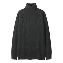 ☆GU MEN メランジタートルネックセーター(長袖)☆の記事に添付されている画像