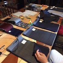 第4回 オシャレでないと~kashiyamaスーツ採寸会~の記事に添付されている画像