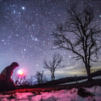 星空を楽しもう!~偶然出会った星好き仲間~の記事に添付されている画像