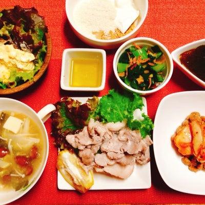 1日2魚の食習慣【食事&体重記録】の記事に添付されている画像