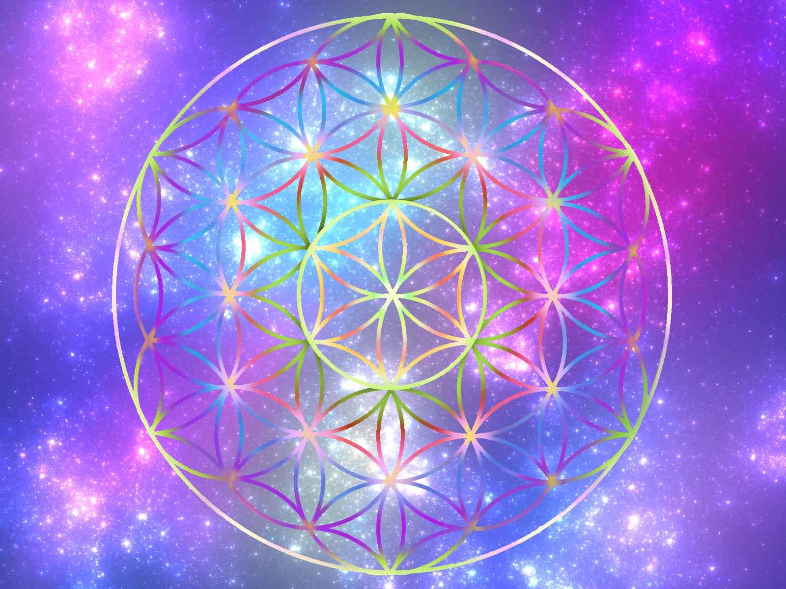 聖幾何学模様の波動でれっつ瞑想 Cilf