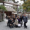 伊勢神宮ツアー2019の開催日程の画像