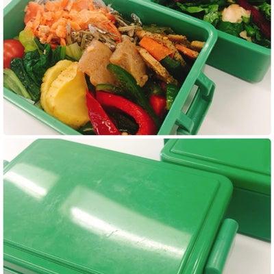 食べ痩せごはん:今日のお弁当の記事に添付されている画像