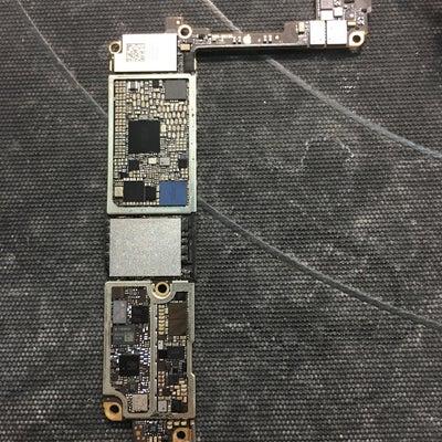 アイフォン修理 葛飾区亀有からのお客様、水没修理。iPhone7 16日(日)の記事に添付されている画像