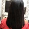 3カ月たってもまとまるヘアスタイル、K村さん。の画像
