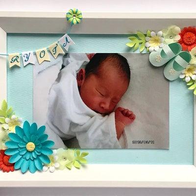 誕生花を入れて♡世界に1つだけのご出産お祝いのプレゼントの記事に添付されている画像