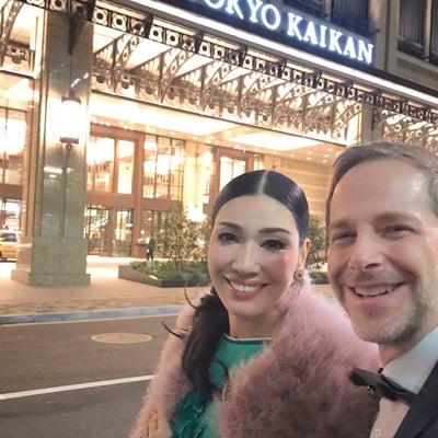 東京會舘 新本館開場記念 特別晩餐会♬の記事に添付されている画像