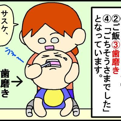 歯磨きなんて大嫌い!の記事に添付されている画像