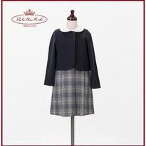 グレンチェック柄ジャンパースカート②の記事に添付されている画像