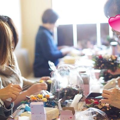 Xmas special pure flower cafe(ピュアフラワーカフェの記事に添付されている画像