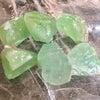 recommended☆グリーンカルサイト原石の画像