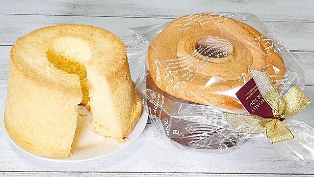 焼いたあとしぼむ シフォンケーキ シフォンケーキがしぼむわけは?