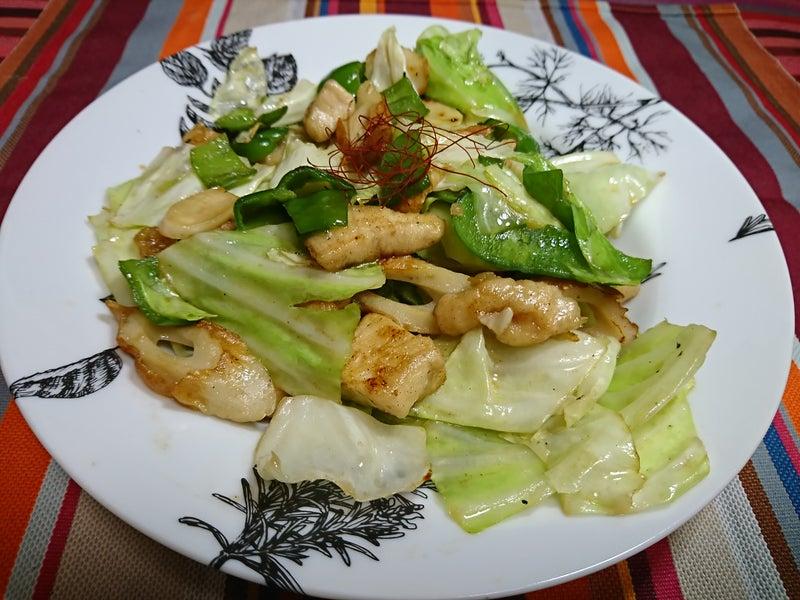 野菜 炒め 味付け 基本