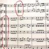 なんじゃ、この楽譜は?の画像