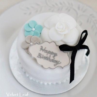 カメリアシュガーケーキ♡の記事に添付されている画像